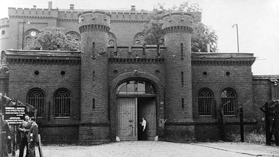 Spandau Prison, 1951