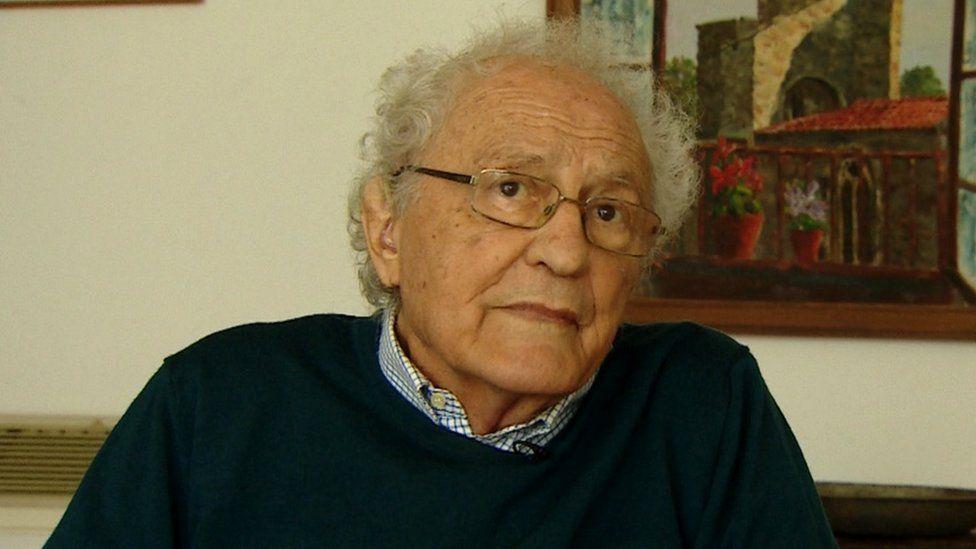 Prof Zeev Sternhell