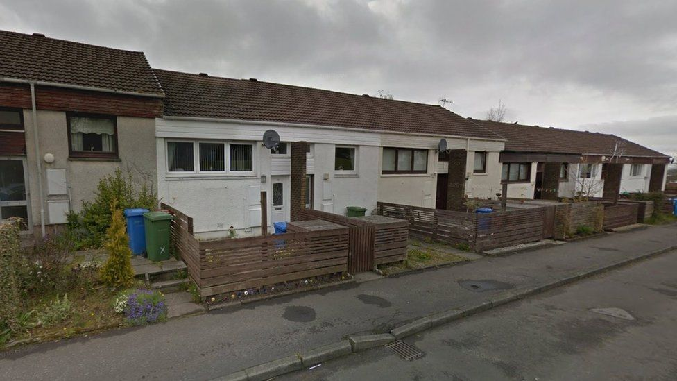 Houses in Lyttleton
