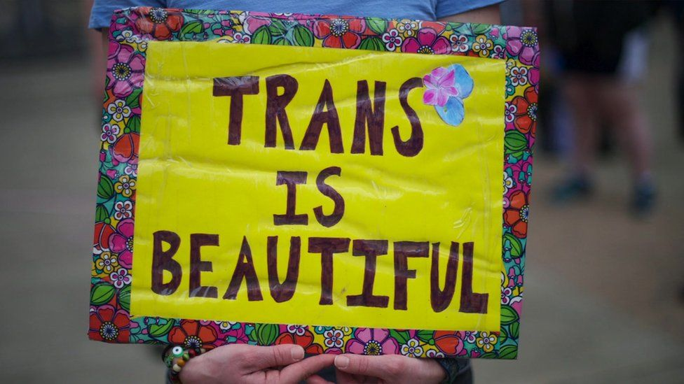 Trans banner