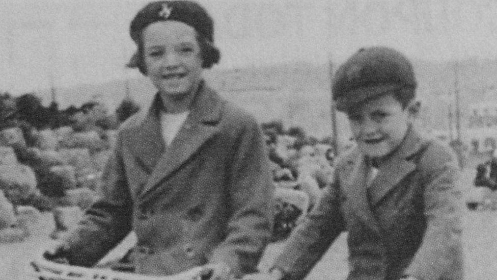 Anita and Billy Rees