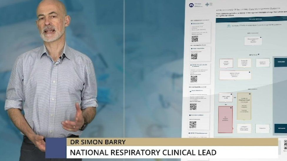Dr Barry has been producing online training videos for doctors