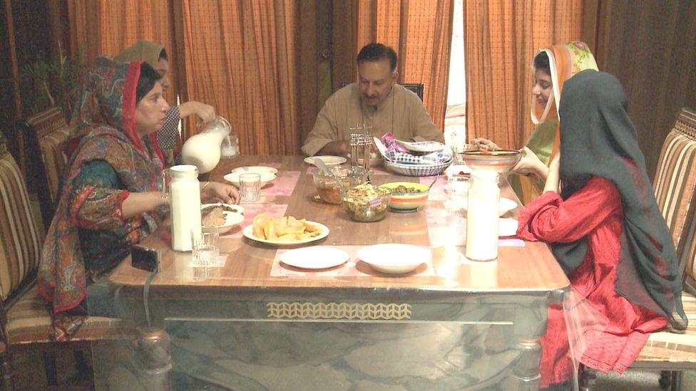 पाकिस्तान का एक परिवार