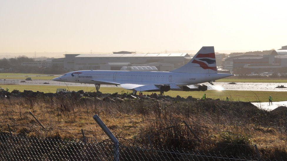 Concorde 216 will be the main attraction at Aerospace Bristol, a museum celebrating Bristol's aviation heritage