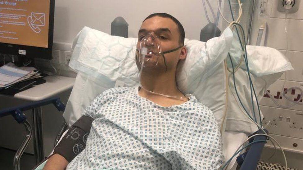Zen Khan had an operation on his pancreas postponed three times
