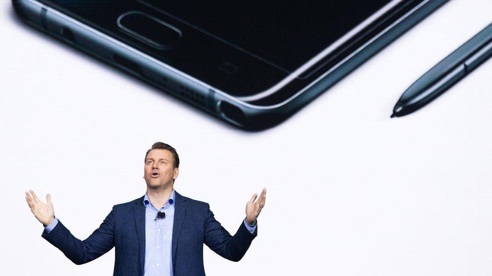 El estrepitoso fracaso del Galaxy Note 7 y otros fiascos tecnológicos en la historia