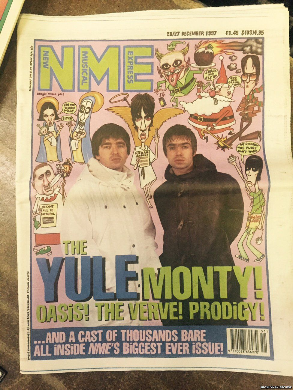 NME 1997