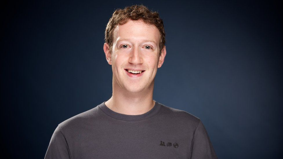 Mark Zuckerberg: Facebook Founder, Chairman and Chief Executive Officer of one of the most profitable and innovative companies of all time.