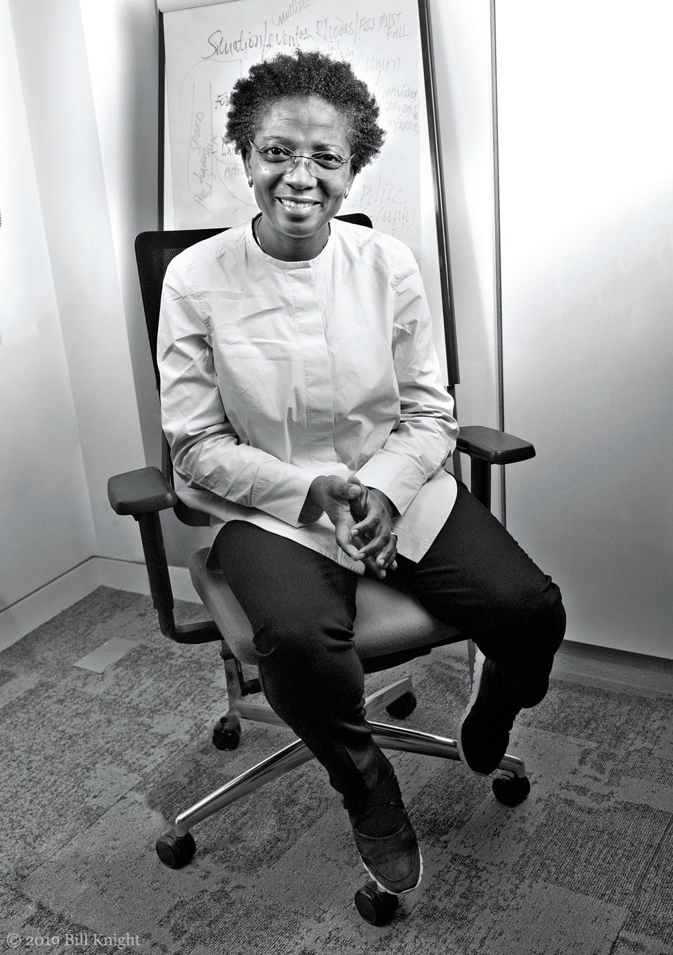 Professor Funmi Olonisakin