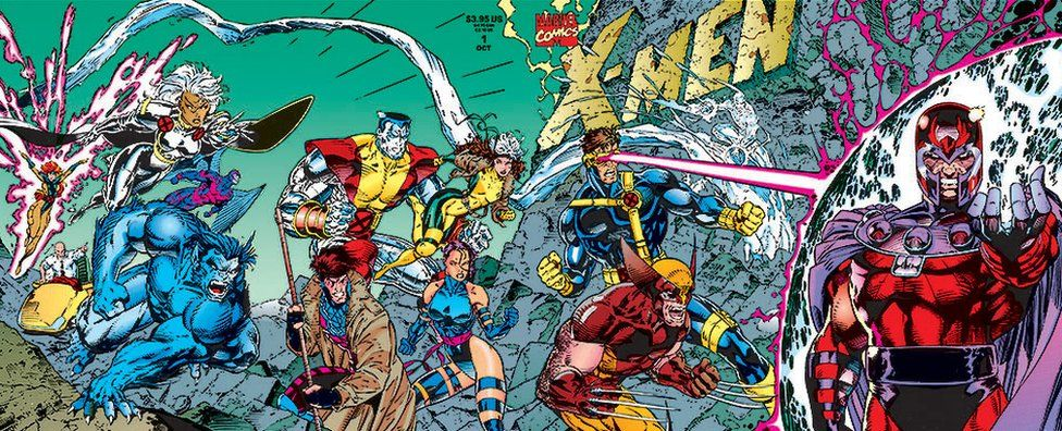 X-Men issue 1