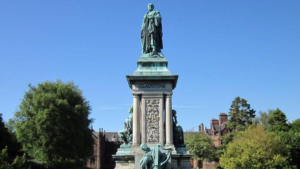 Gladstone Memorial on Hawarden