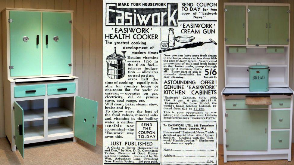 Easiwork dresser