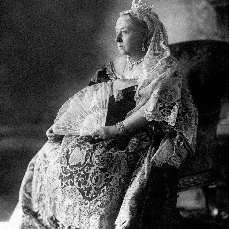 Queen Victoria's Diamond Jubilee portrait in 1897