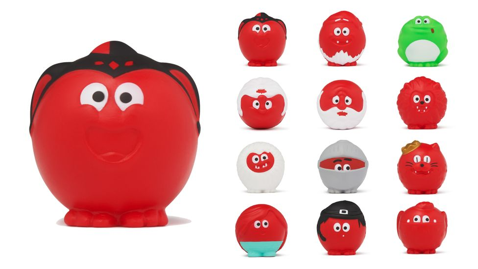 2019's red noses