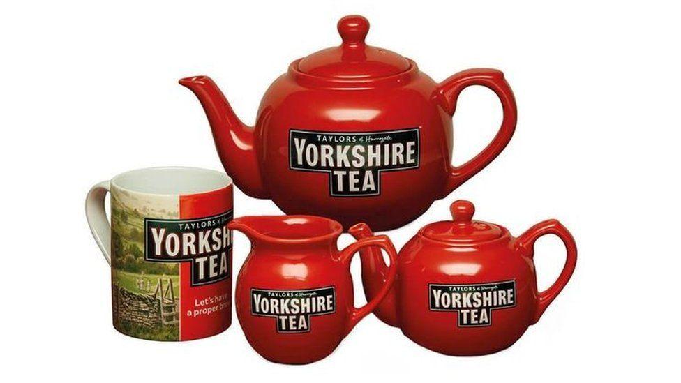 Yorkshire Tea ceramics
