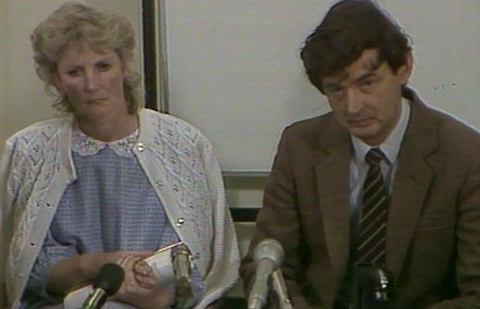 Barbara Ashworth in the 1980s