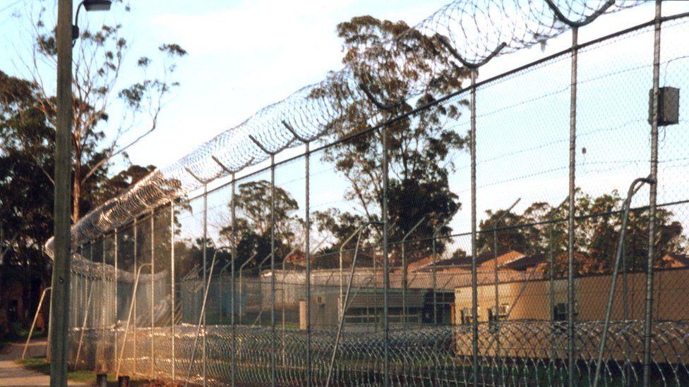 Villawood detention centre, Sydney (file image)