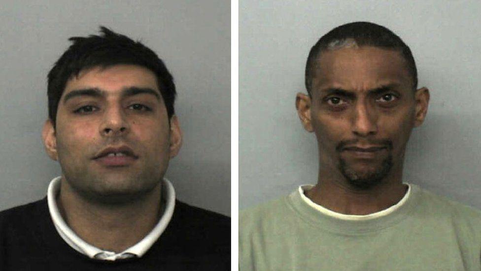 Anjum Dogar and Mohammed Karrar