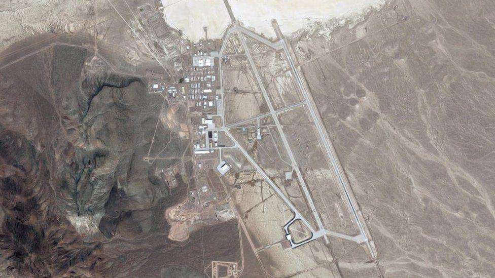 What Is Area 51 Cbbc Newsround