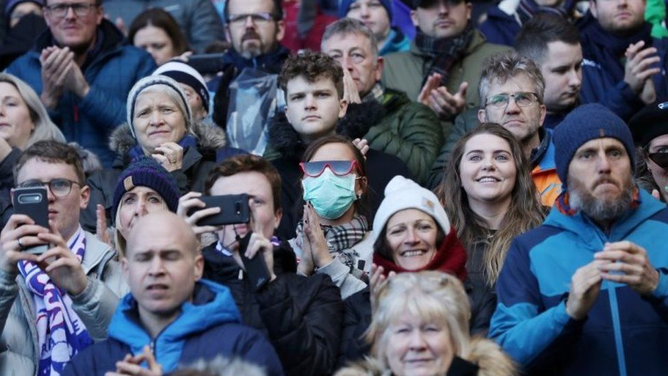 Crowd at Murrayfield