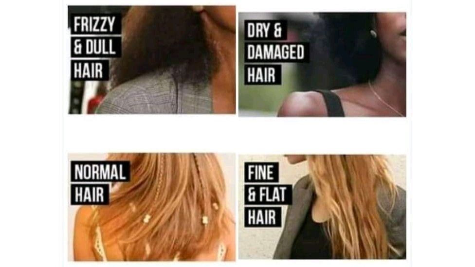Tresemme South African Shops Pull Products After Racist Hair Adverts Bbc News