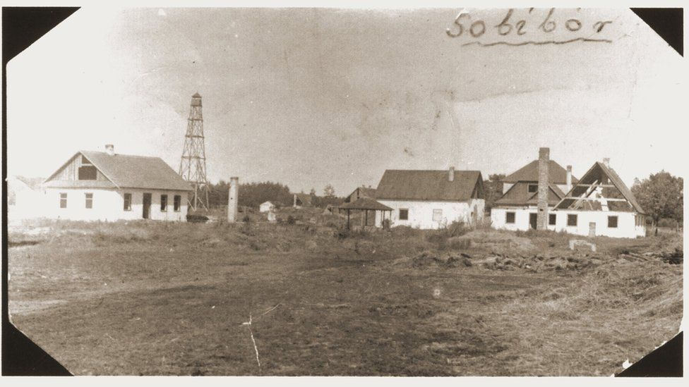 Sobibor was a Nazi German extermination camp set up in the Lublin region of occupied Poland