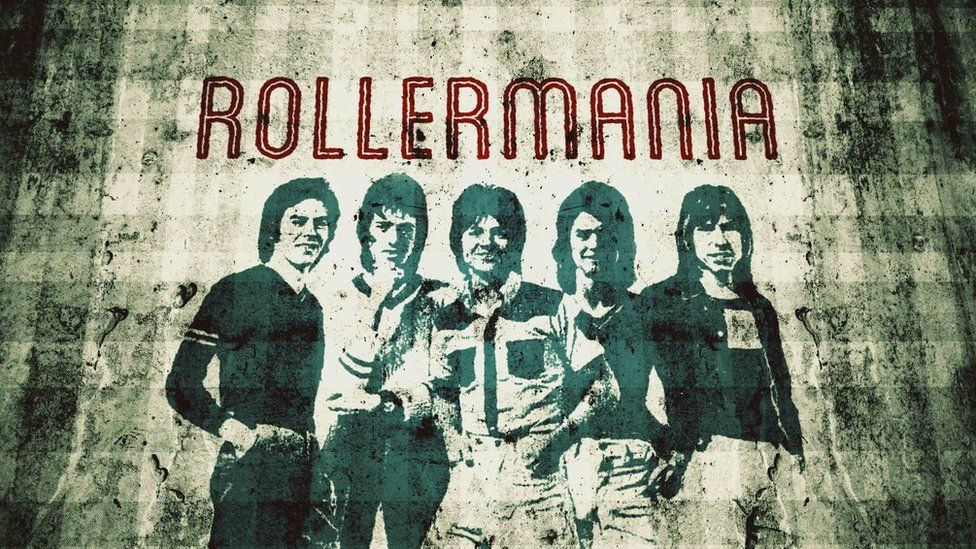 Rollermania poster