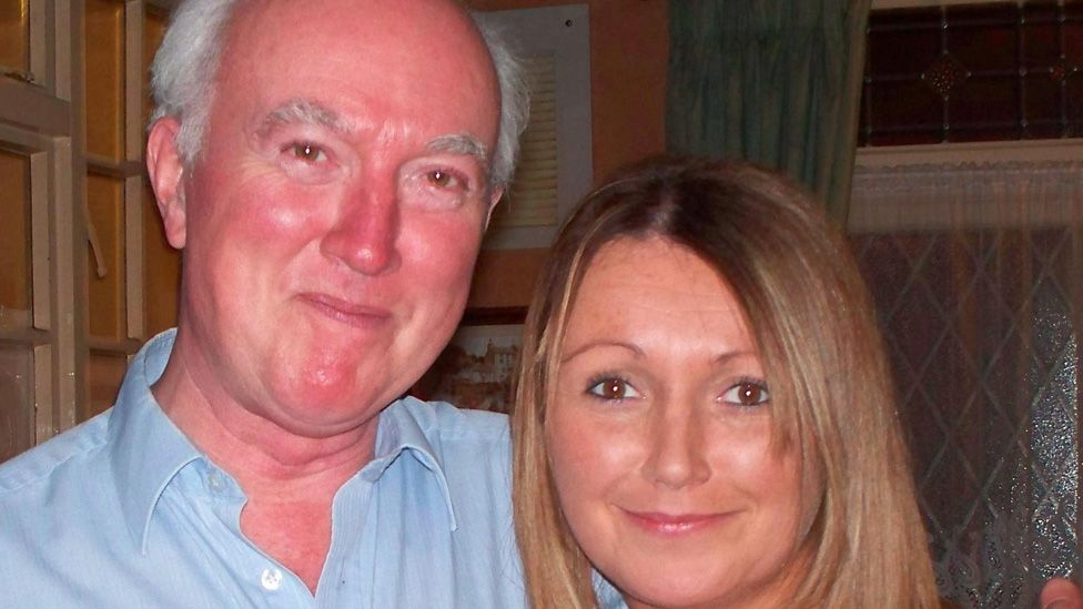 Peter Lawrence and Claudia Lawrence
