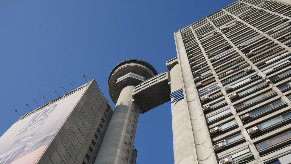 Genex Tower aka Western City Gate (3)