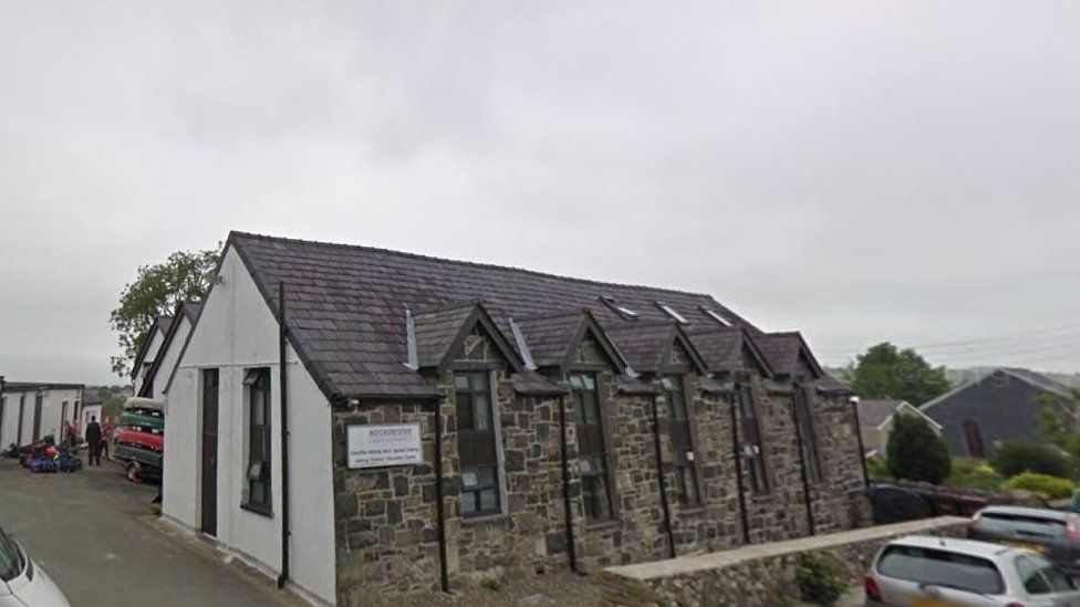 Arete Outdoor Learning Centre, in Llanrug, Gwynedd, provides residential courses for school children across the UK.