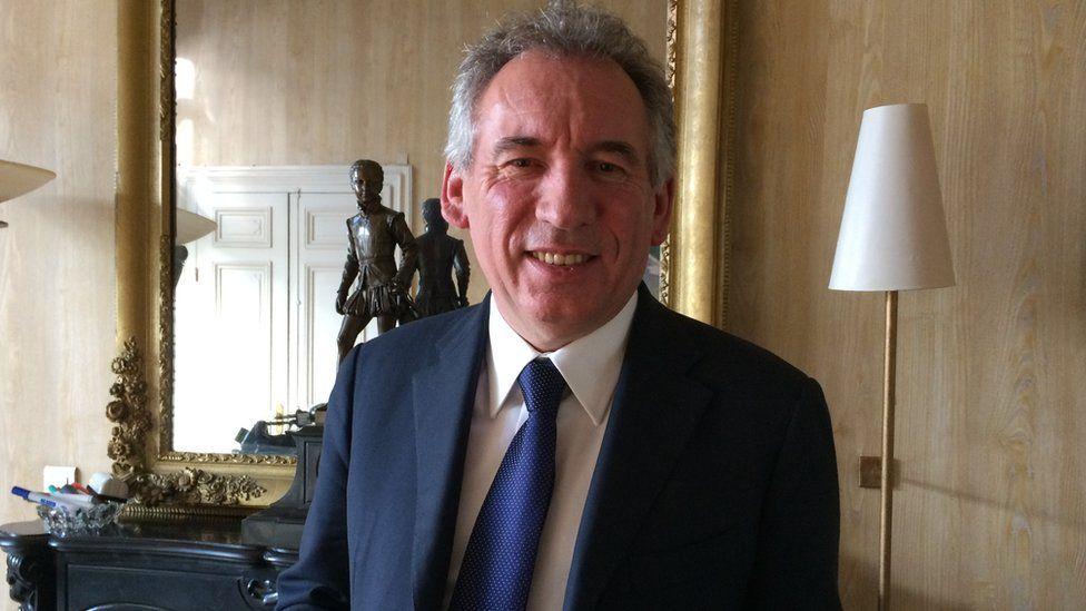 Mayor of Pau, Francois Bayrou