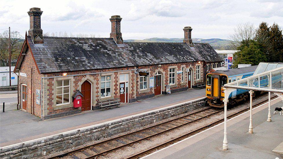 Llandrindod Wells railway station