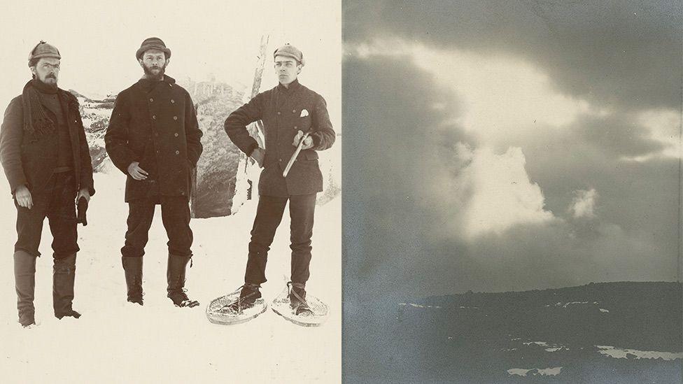 Weathermen of Ben Nevis