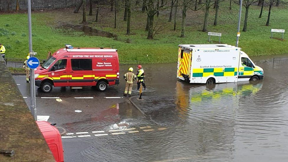 Paisley flooding