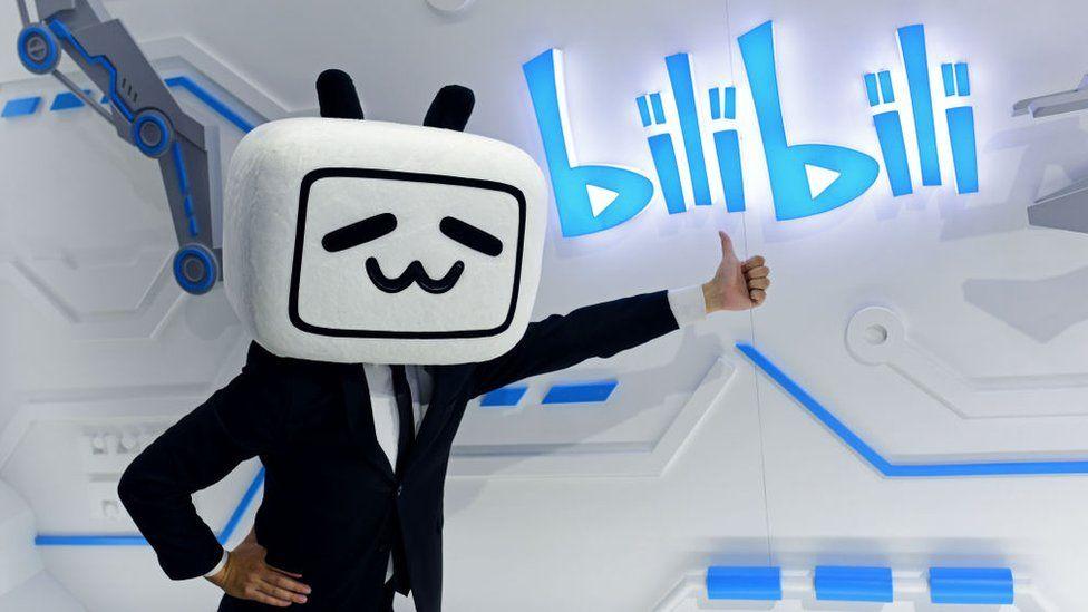 ChinaJoy2020 Bilibili small TV Coser