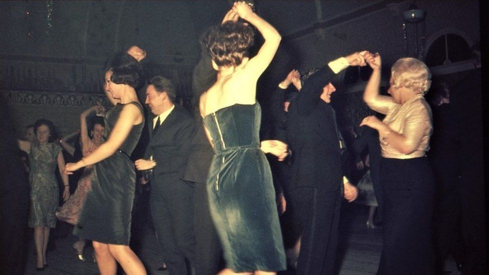 Works dance in the 1960s