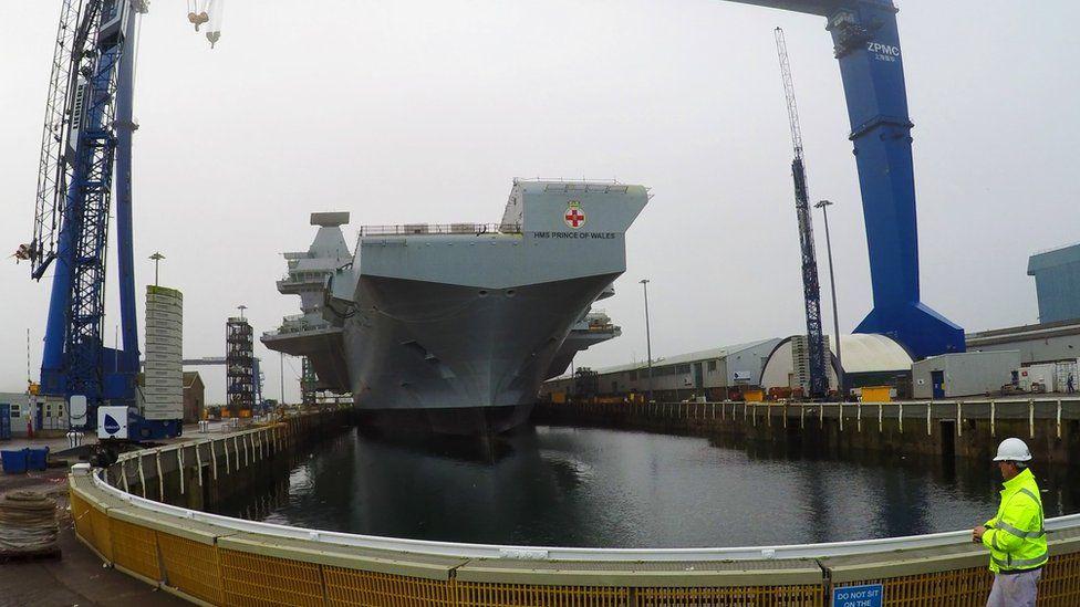 HMS Prince of Wale