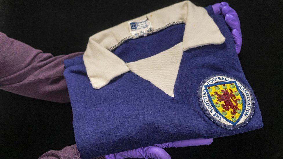 Scottish League shirt