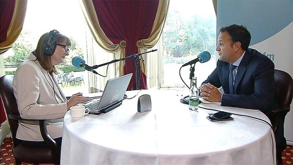 Taoiseach Leo Varadkar was speaking in an interview on RTÉ's Morning Ireland