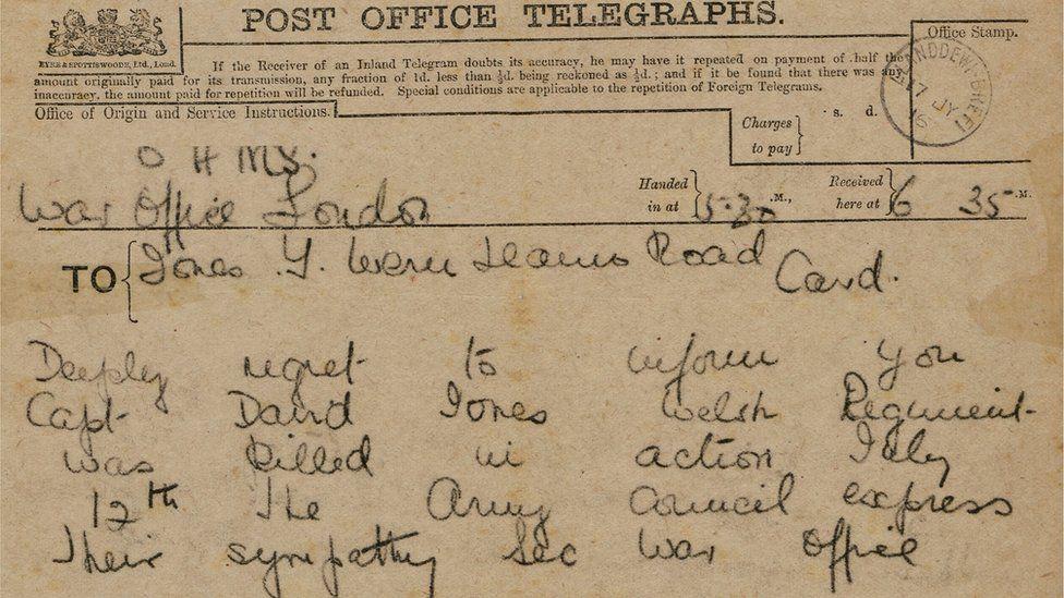 Telegram 'David Jones'