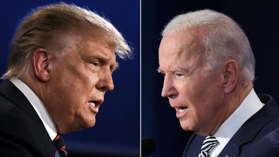 US election 2020: What are Trump's and Biden's policies? - BBC News