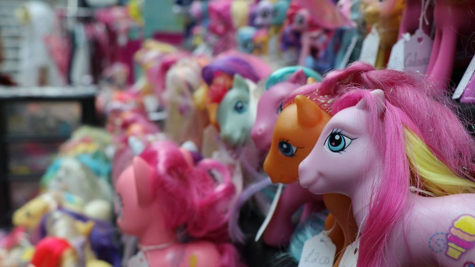 My Little Pony: Hundreds visit annual convention