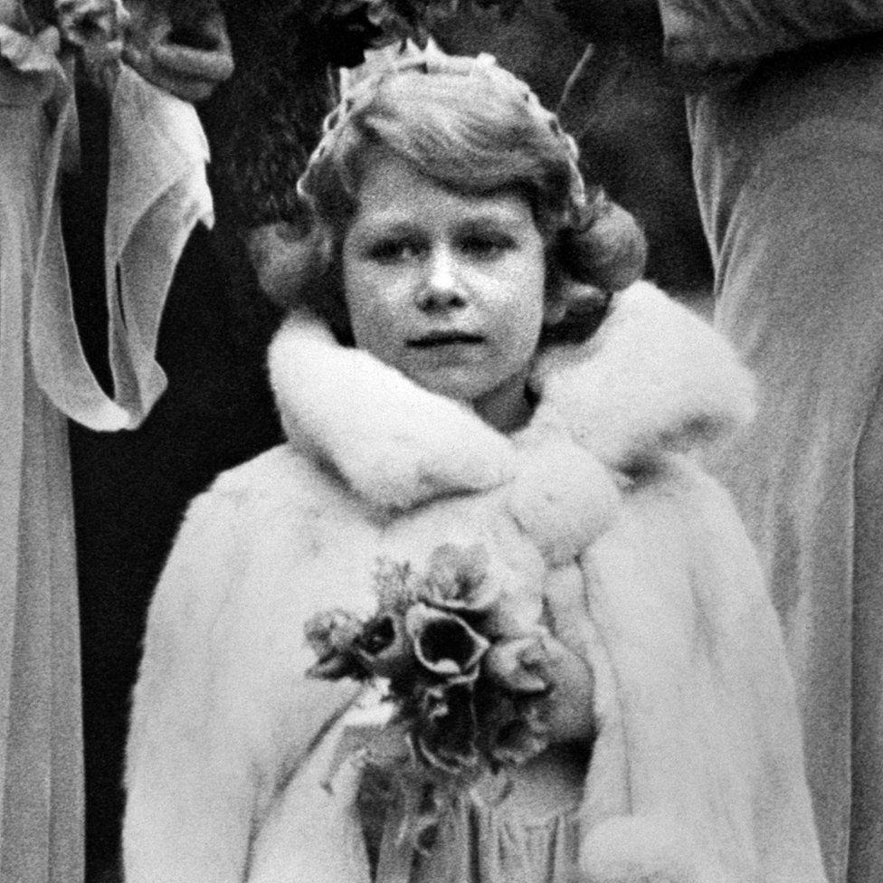 Image result for child queen elizabeth