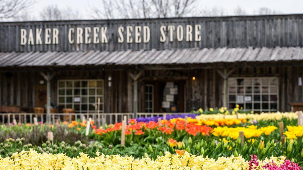 Baker Creek Heirloom Seeds' store
