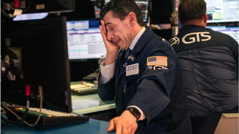 A US trader