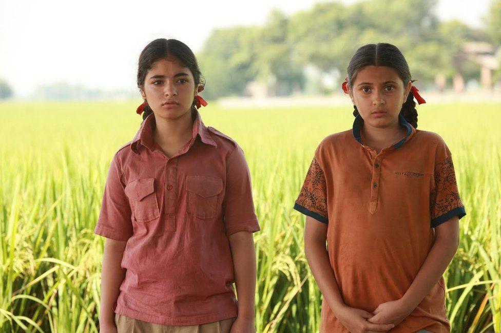 Zaira Wasim and Suhani Bhatnagar