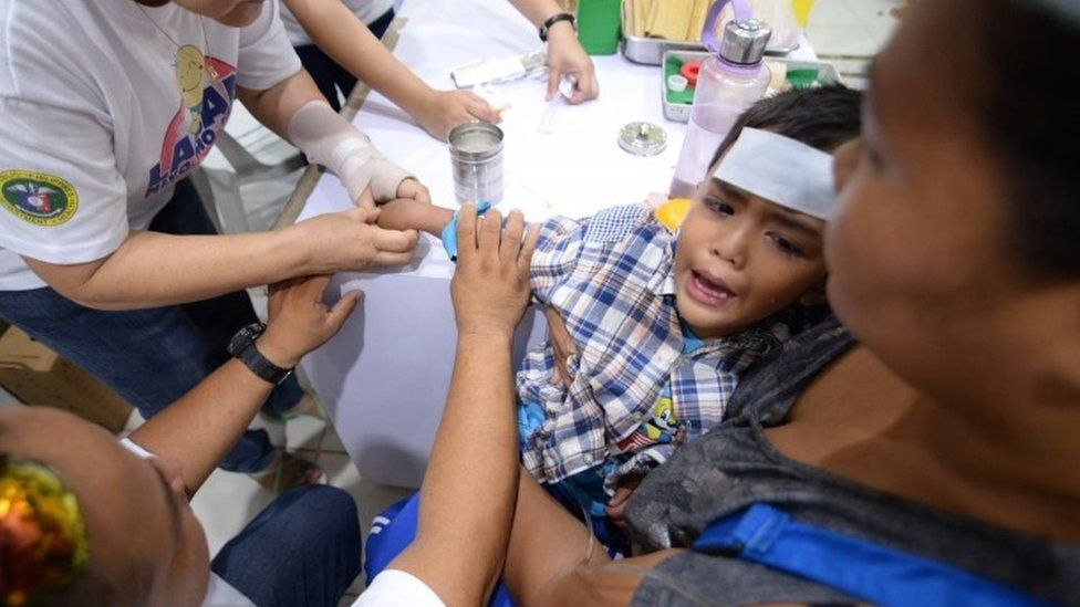 Philippines declares dengue epidemic as deaths surge