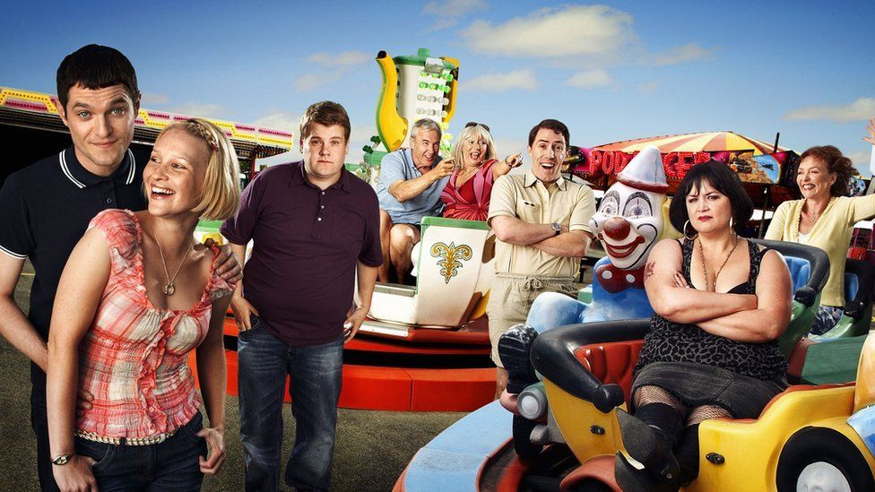The Gavin and Stacey cast