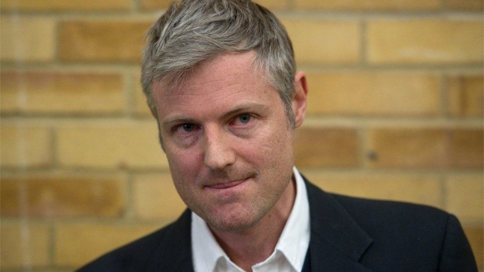 Zac Goldsmith after losing his seat