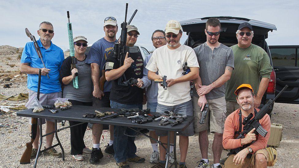Liberal Gun Club meeting
